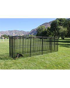 10' X 10' Basic European Dog Kennel