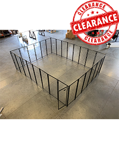 12' x 16' Value Kennel (Clearance)