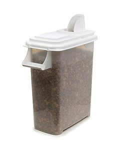 30 Lbs. Dog Food Storage Container