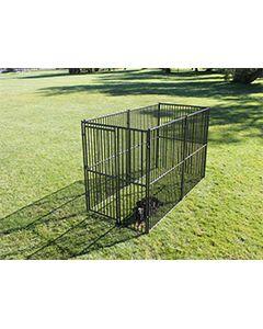 5' X 10' Basic European Dog Kennel