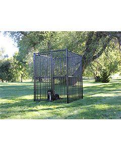 5' X 5' Basic European Dog Kennel