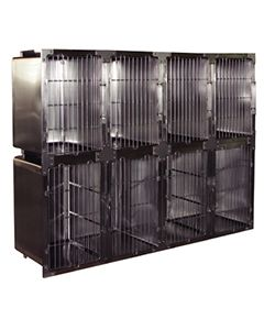 6 or 8 Unit Seamless Stainless Cage Bank Kit