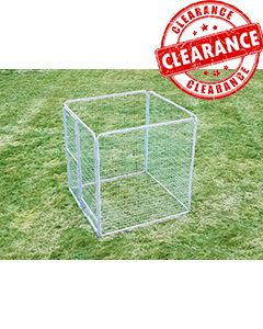 8' x 8' Pro Kennel (CLEARANCE)