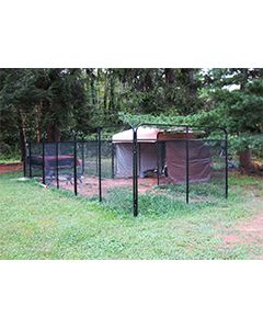 8' X 24' Complete Cozy Nook Kennel
