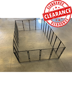 8' x 16' Value Kennel (Clearance)