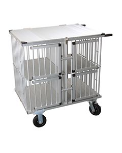 Aluminum Show Trolley