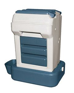 Auto Feeder W/ Water Storage