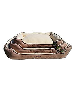 Big Plush Deluxe Dog Beds