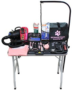 Complete Dog Grooming Kit