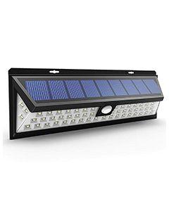 Solar Powered L.E.D. Water Proof Light Bar