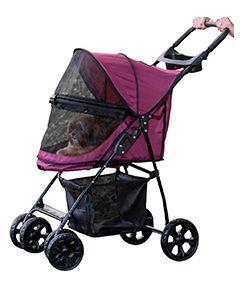 Folding Portable Dog Stroller