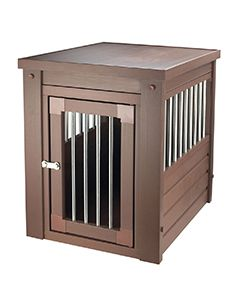 K9 Luxury Crate with Stainless Steel Spindles