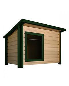 K9 Cabin Composite Dog House