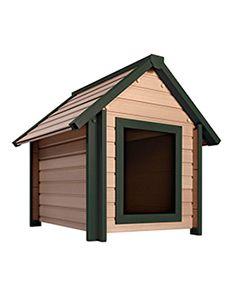 K9 Cottage Composite Dog House