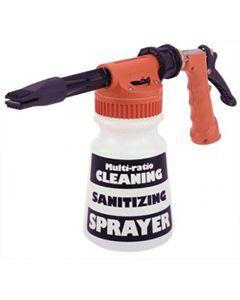 Kennel Disinfectant Foamer W/Hose Hookup