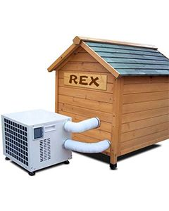 Large Climate Control Kennel Air Conditioner