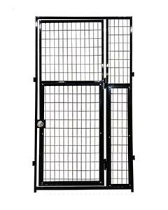 4' Luxury Full Welded Wire Door