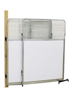 Wall Mounted Folding Dog Kennel