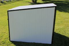 6' X 14' Basic Vinyl Dog Kennel
