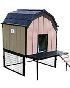 Modern Kennel Barn Dog House