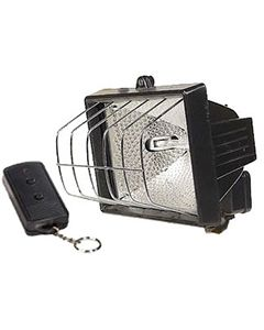 Wired Kennel Light With Remote Control