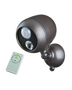 Wireless Kennel Light With Remote Control