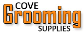 Cove Grooming Supply Website Logo