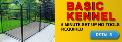 Basic Dog Kennels