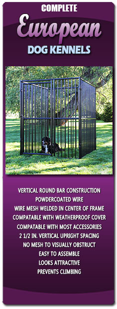 European Dog Kennels
