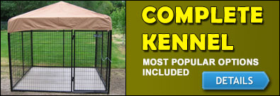 Complete Dog Kennels
