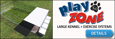 Playzone Dog Kennels