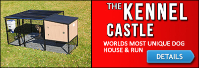Kennel Castle Dog House