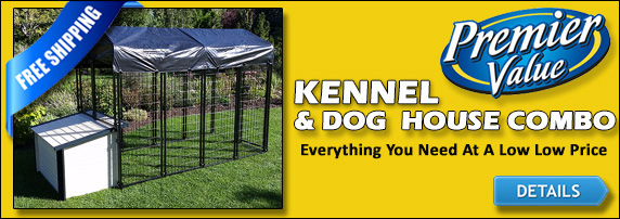 Double Stack Kennels