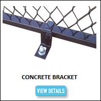 Concrete Kennel Bracket