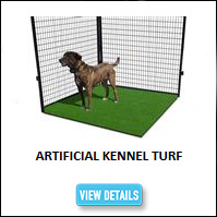 Kennel Artifical Turf