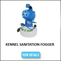 Dog Kennel Sanitation Fogger