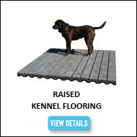 Raised Kennel Flooring