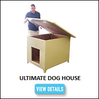 Heavy Duty Dog House