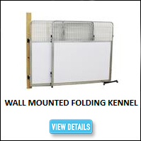 Kennel Wall Mounted Folding Kennel